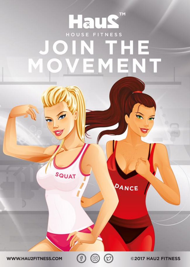Hau2 Fitness Promotional Video