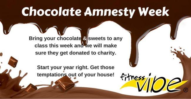 Chocolate Amnesty Week