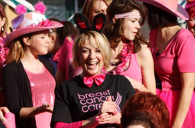 Beverley Street Zumba and Zumbathon in aid of Breast Cancer
