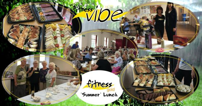 "Fitness Gold ""Summer"" Lunch"