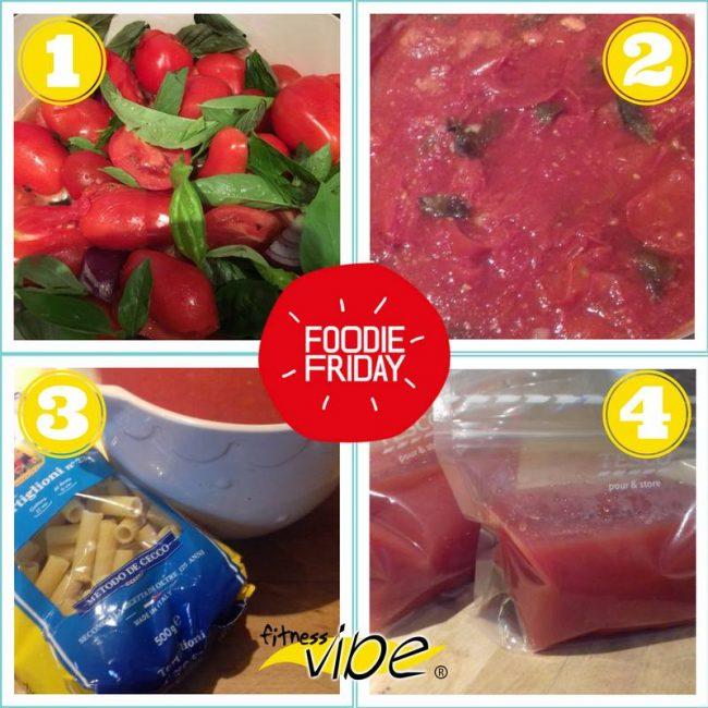 Foodie Friday – Home-made Passata