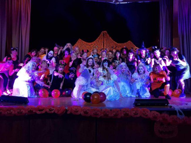 Fabulous Halloween Zumba Bash