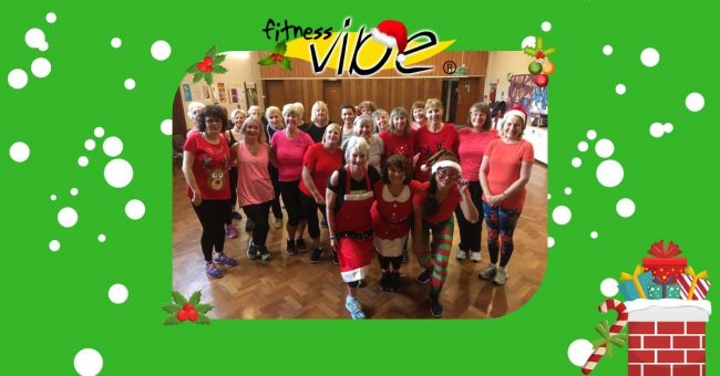 Merry Christmas from Southella Zumba Gold Group
