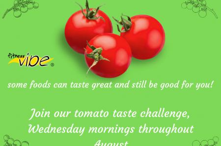 Join our tomato taste challenge!