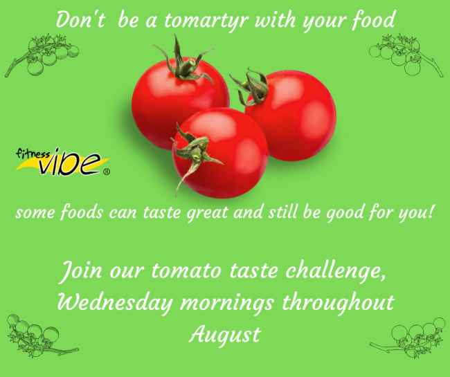 Join our tomato taste challenge!