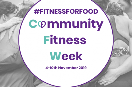 Fitness Vibe joins the first ever community fitness week launching across the U.K 4th – 11th November