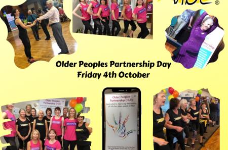 Older Peoples Partnership Celebration Day Friday 4th October