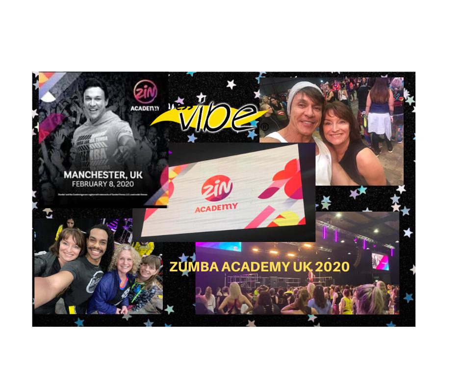 UK Zumba Academy 2020
