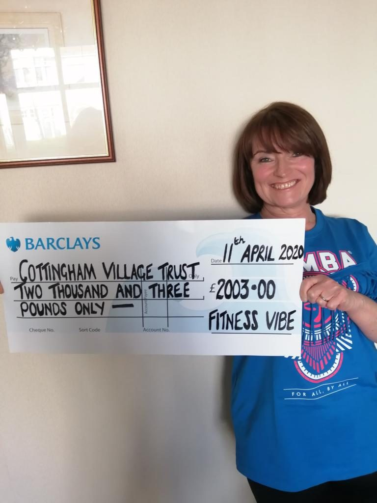 Guess how much our charity fun quiz night raised?